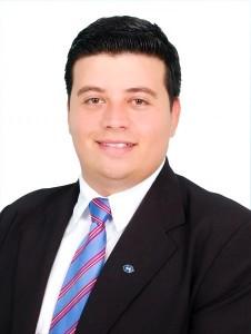 Guilherme Aparecido da Silva - 1º Secretário